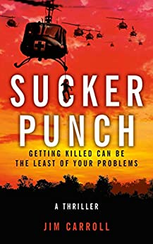 Sucker Punch - a thriller by Jim Carroll