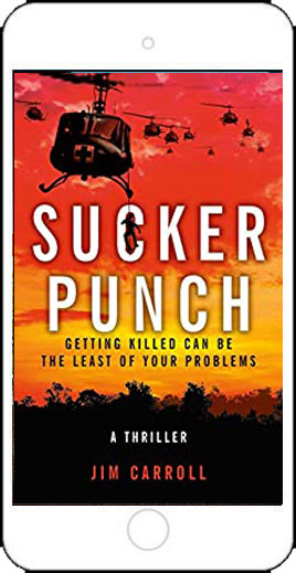Sucker Punch: Getting Killed Can Be the Least of Your Problems by Jim Carroll