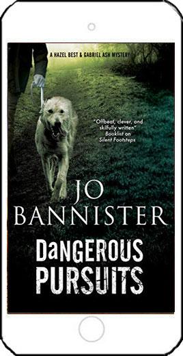 Dangerous Pursuits by Jo Bannister