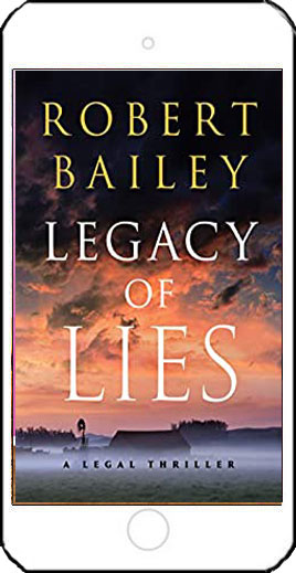 Legacy of Lies by Robert Bailey