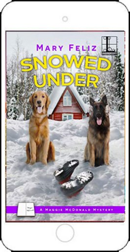 Snowed Under by Mary Feliz