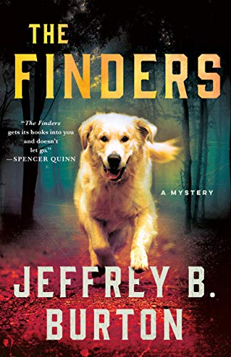The Finders by Jeffrey B Burton