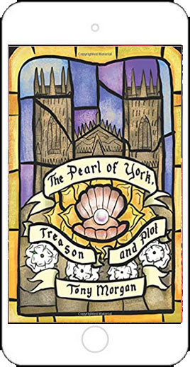 The Pearl of York by Tony Morgan