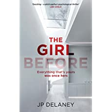 JP Delaney - author