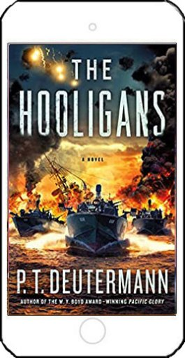 The Hooligans by P T Deutermann
