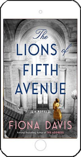 The Lions of Fifth Avenue by Fiona Davis