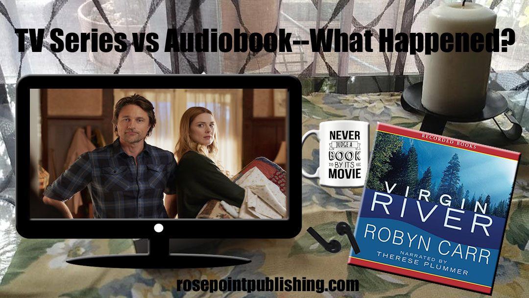 TV Series vs Audiobook--What Happened?