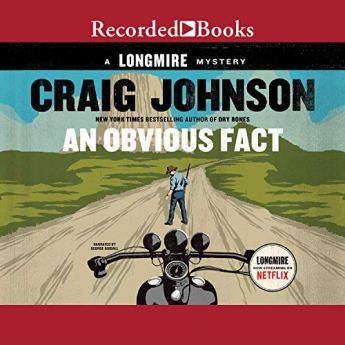 An Obvious Fact by Craig Johnson a Longmire Mystery