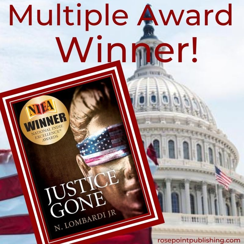 Justice Gone - multiple award winner