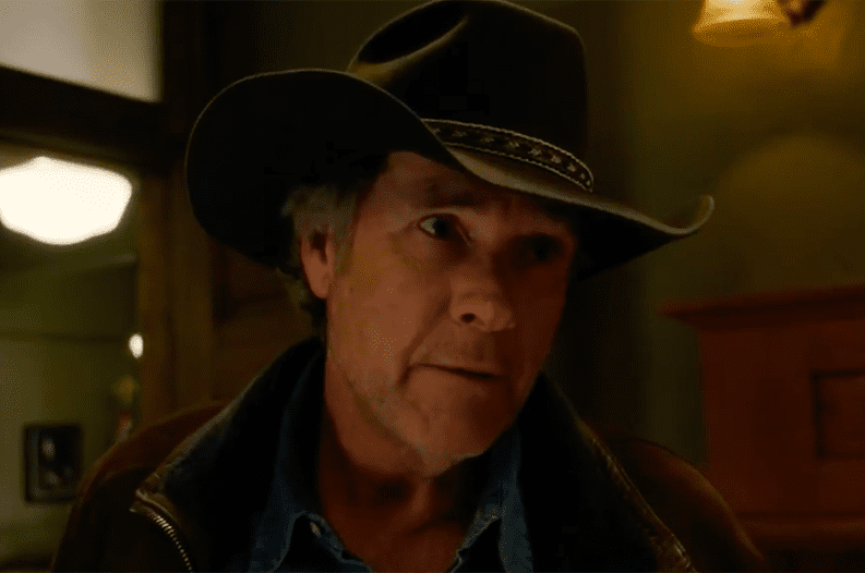 Walt Longmire of the Netflix series by Craig Johnson