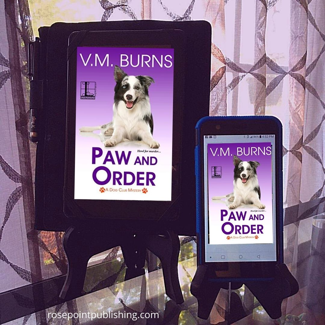 Paw and Order by VM Burns