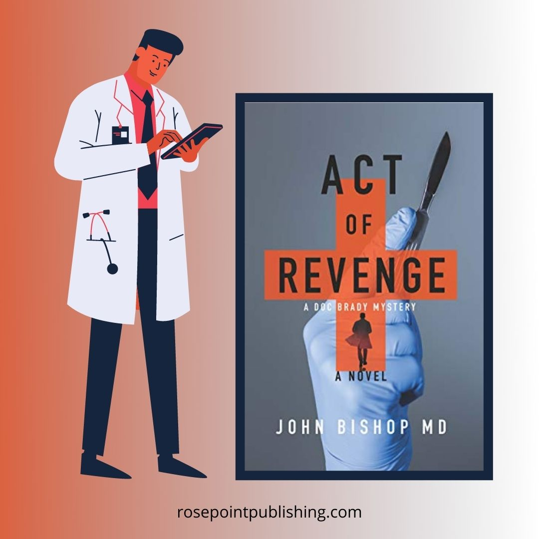 Act of Revenge by John Bishop