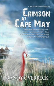 Crimson at Cape May by Randy Overbeck