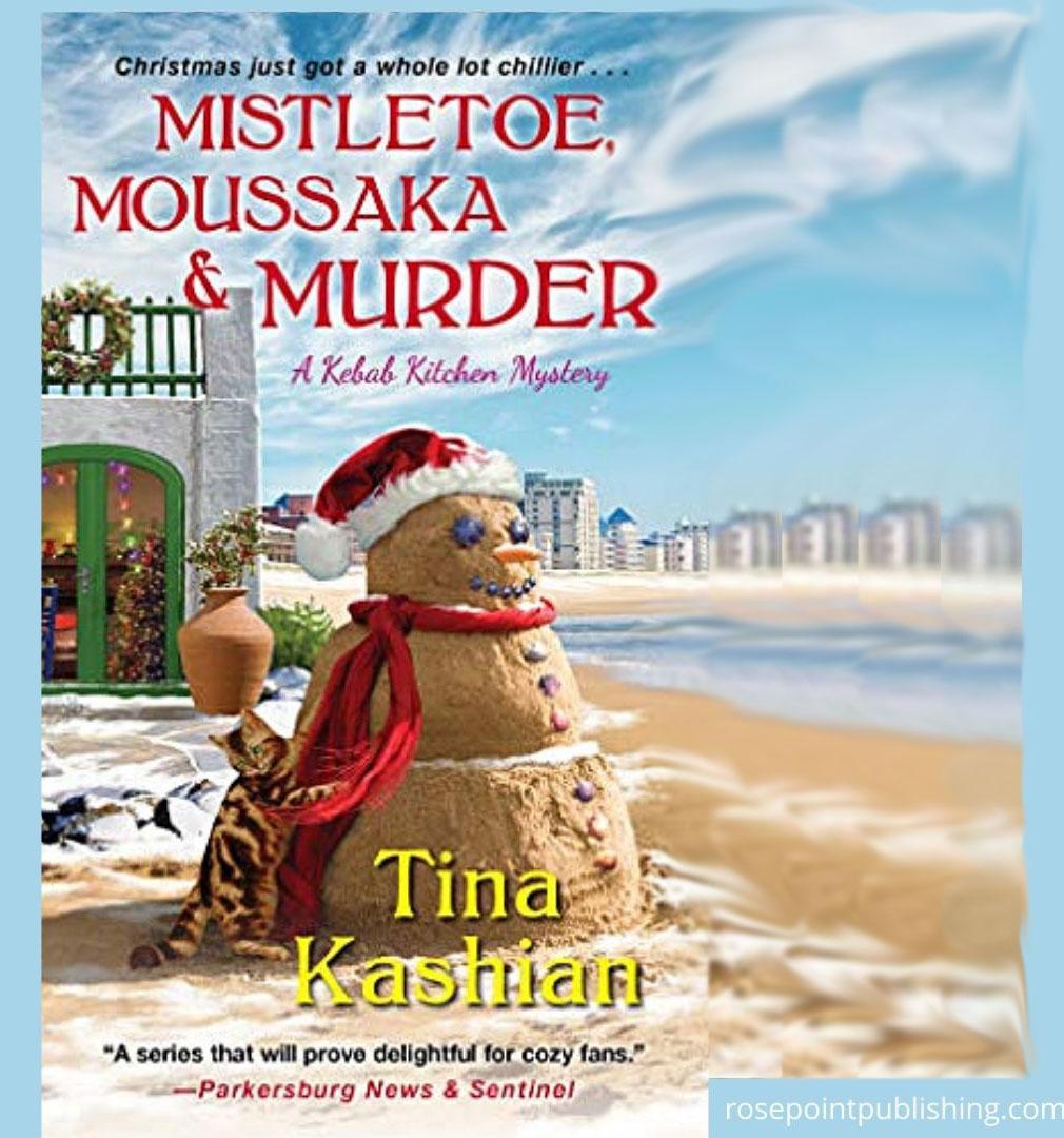 Mistletoe, Moussaka & Murder