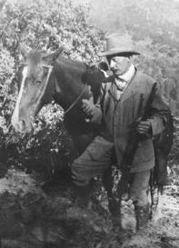 Grandpa Rose in the High Sierras