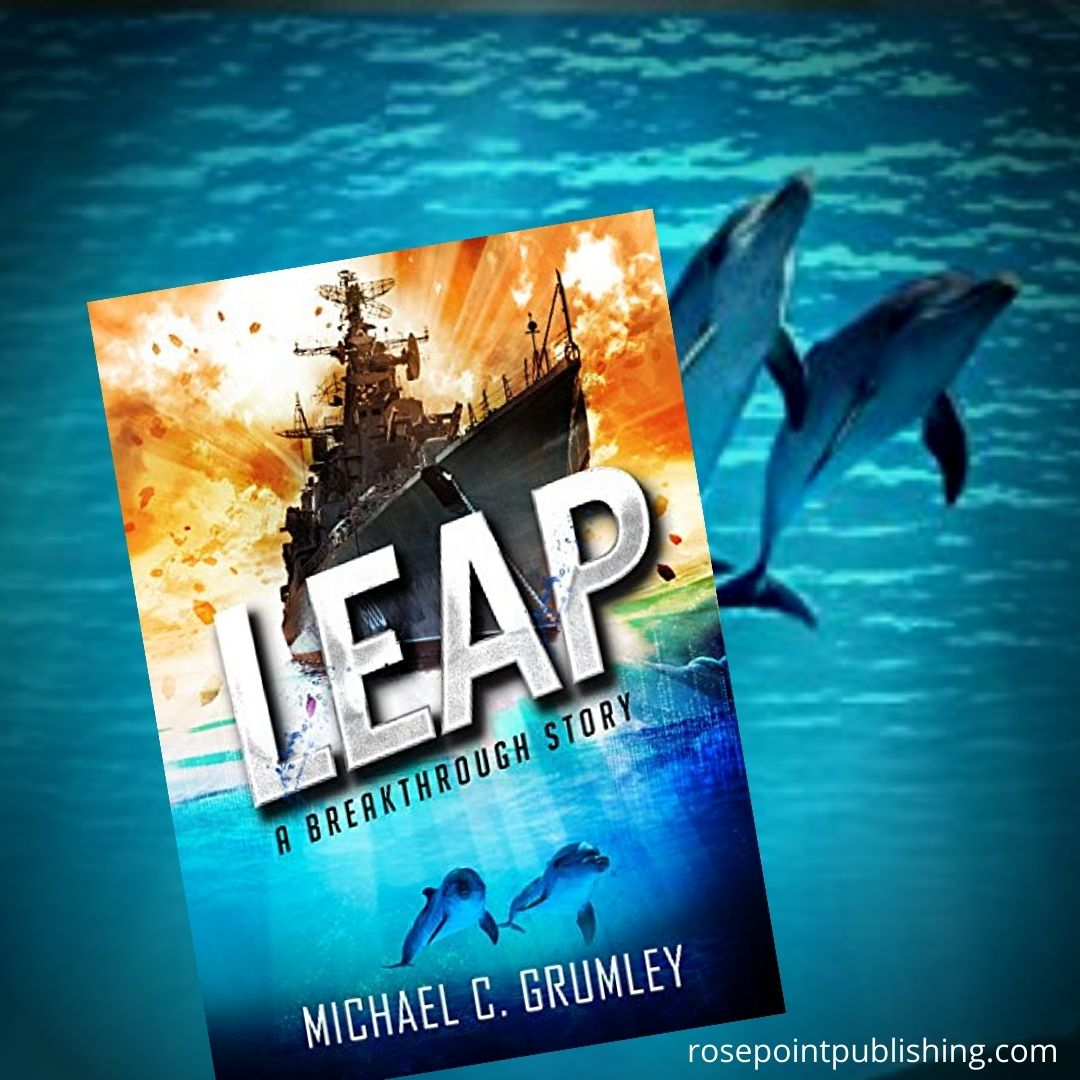 Leap by Michael C Grumley