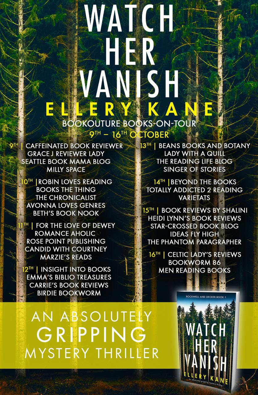 Watch Her Vanish by Ellery Kane