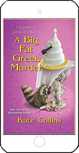 A Big Fat Greek Murder by Kate Collins