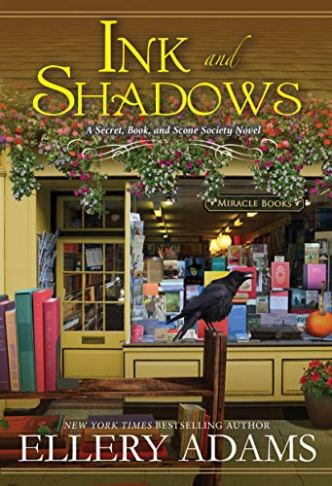 Ink and Shadows by Ellery Adams