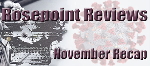 Rosepoint Publishing November Review Recap