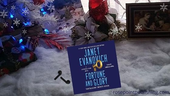 audiobook-Fortune and Glory by Janet Evanovich