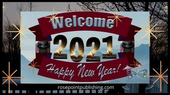 Welcome 2021-Happy New Year
