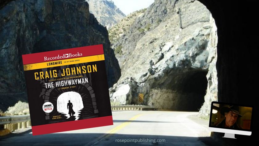 Audiobook-The Highwayman by Craig Johnson