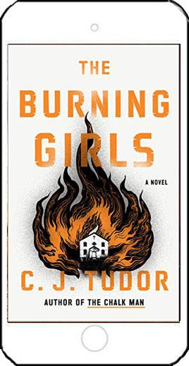 The Burning Girls by C J Tudor