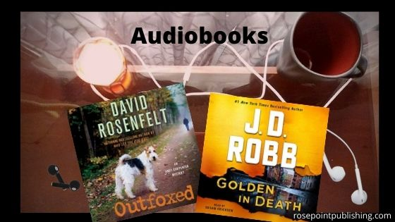 Audiobooks by bestselling authors