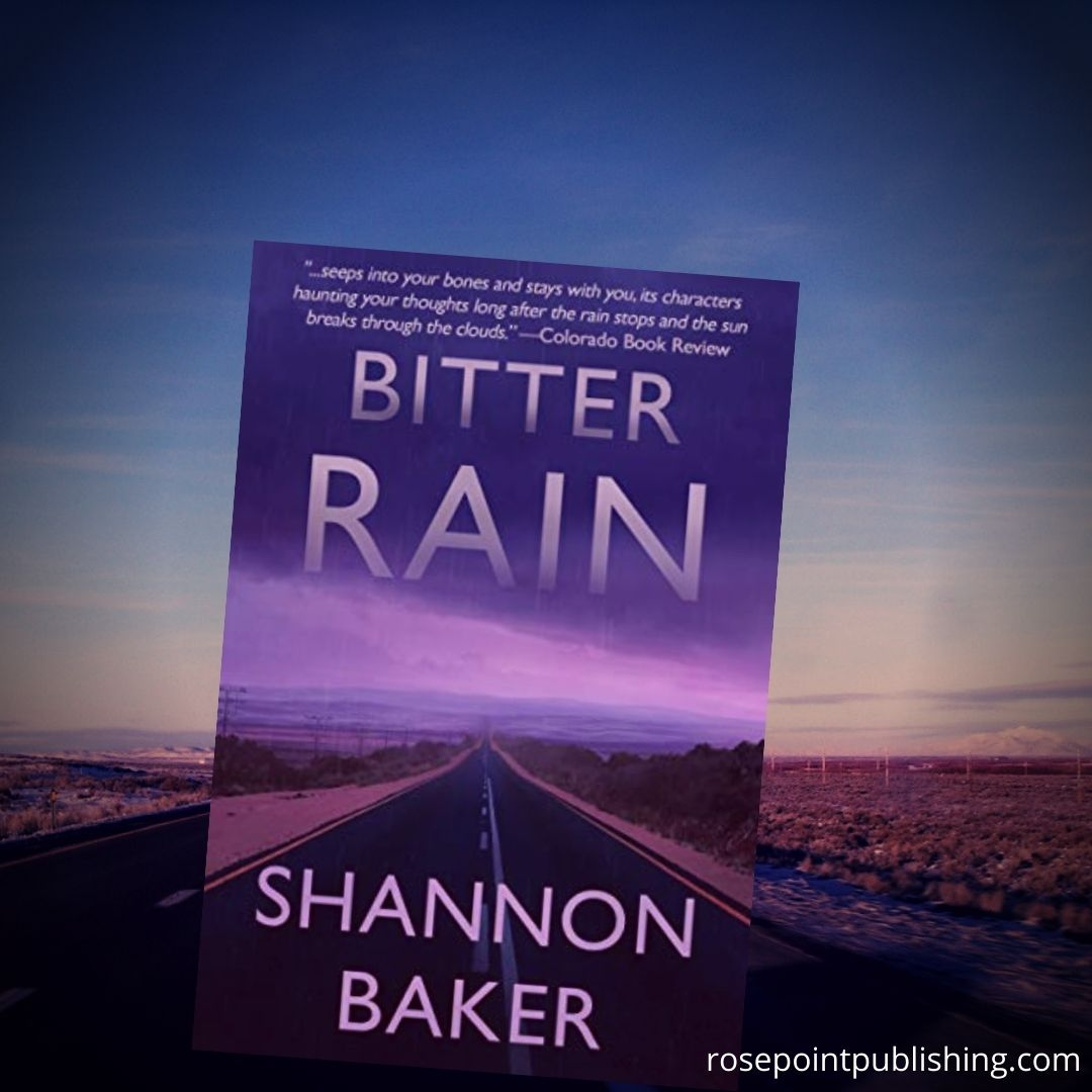 Bitter Rain by Shannon Baker