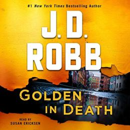 Golden in Death by JD Robb
