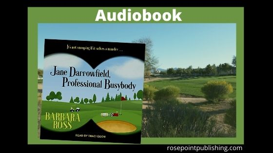 #audiobook - Jane Darrowfield Professional Busybody