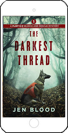 The Darkest Thread by Jen Blood