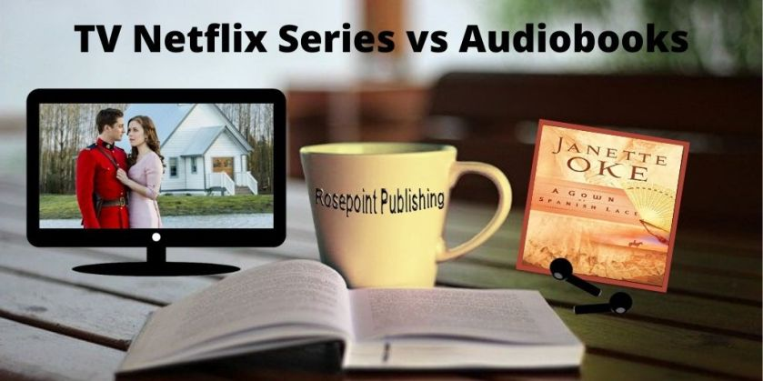TV Netflix Series vs Audiobook