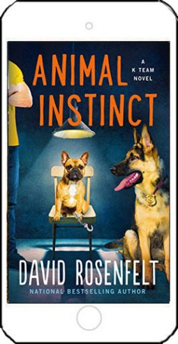 Animal Instinct by David Rosenfelt