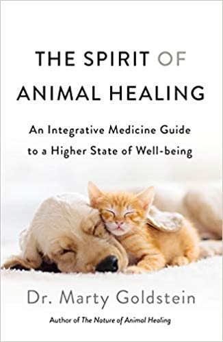 The Spirit of Animal Healing by Dr. Marty Goldstein