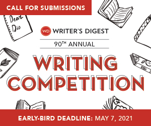 Writer's Digest Writing Competition