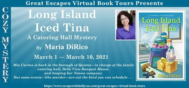 Long Island Iced Tina tour banner