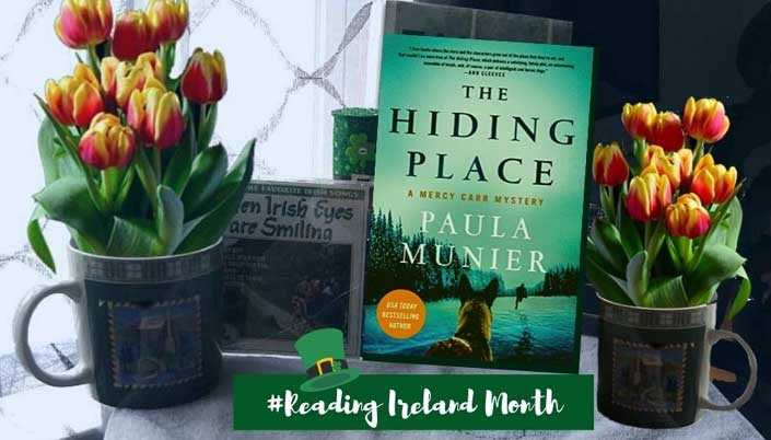 The Hiding Place by Paula Munier