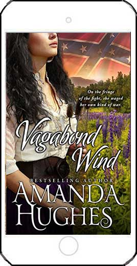 Vagabond Wind by Amanda Hughes
