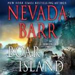 Boar Island by Nevada Barr