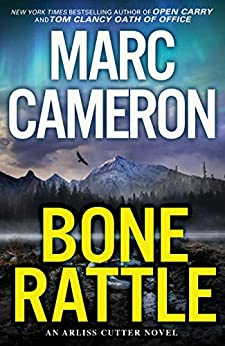 Bone Rattle by Marc Cameron