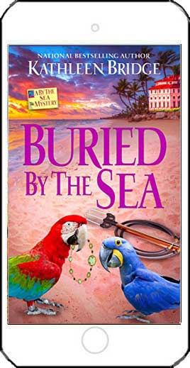 Buried By The Sea by Kathleen Bridge
