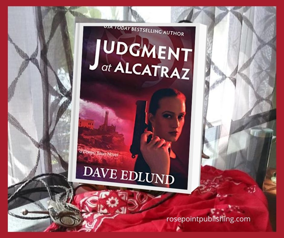 #nextup - Judgment at Alcatraz by Dave Edlund
