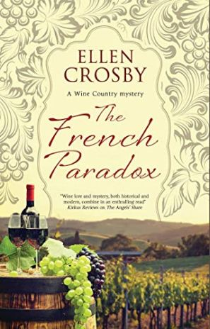 The French Paradox by Ellen Crosby