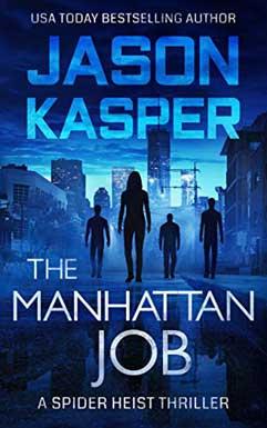 The Manhattan Job by Jason Kaspar