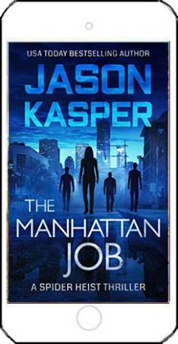 The Manhattan Job by Jason Kaspar