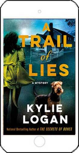 A Trail of Lies by Kylie Logan