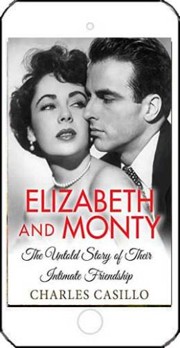 Elizabeth and Monty by Charles Cosillo