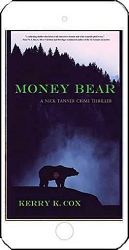 Money Bear by Kerry K Cox